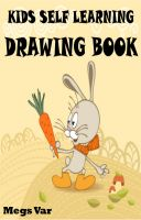 Cover for 'Kids Self Learning Drawing Book'