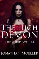 Cover for 'The High Demon'