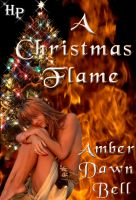 Cover for 'A Christmas Flame'