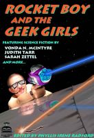Cover for 'Rocket Boy and the Geek Girls'