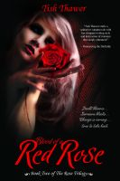 Cover for 'Blood of a Red Rose'