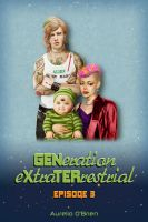 Cover for 'GENeration eXtraTERrestrial: ePisode 3'