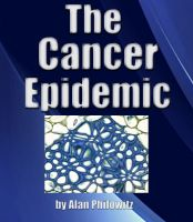Cover for 'The Cancer Epidemic'