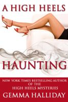 Cover for 'A High Heels Haunting'