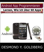 Cover for 'Android App Programmieren'