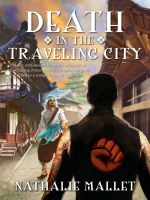 Cover for 'Death in the Traveling City'