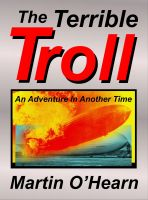 Cover for 'The Terrible Troll'