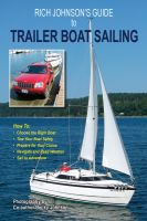Cover for 'Rich Johnson's Guide to Trailer Boat Sailing'
