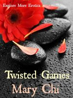 Cover for 'Twisted Games'