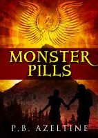 Cover for 'Monster Pills'