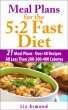 Meal Plans for the 5:2 Fast Diet by Liz Armond