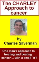 Cover for 'The CHARLEY Approach to cancer'