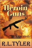 Cover for 'Heroin Guns'
