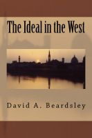 Cover for 'The Ideal in the West'