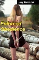 Cover for 'Enforced obedience (erotica)'