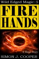 Cover for 'Fire Hands'