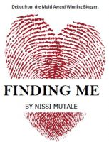 Cover for 'Finding Me'