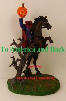 Cover for 'To America and Back'