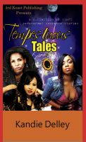 Cover for 'Tempestuous Tales'