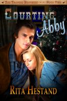 Cover for 'Courting Abby'