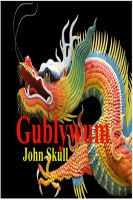 Cover for 'Gublywum'