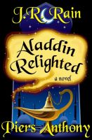 Cover for 'Aladdin Relighted (The Aladdin Trilogy #1)'
