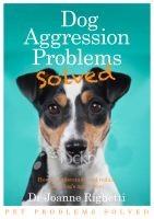Cover for 'Dog Aggression Problems Solved'