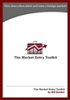 Cover for 'The Market Entry Toolkit'