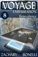 Cover for 'Voyage: Embarkation #8 Benevolence'