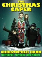 Cover for 'The Christmas Caper'