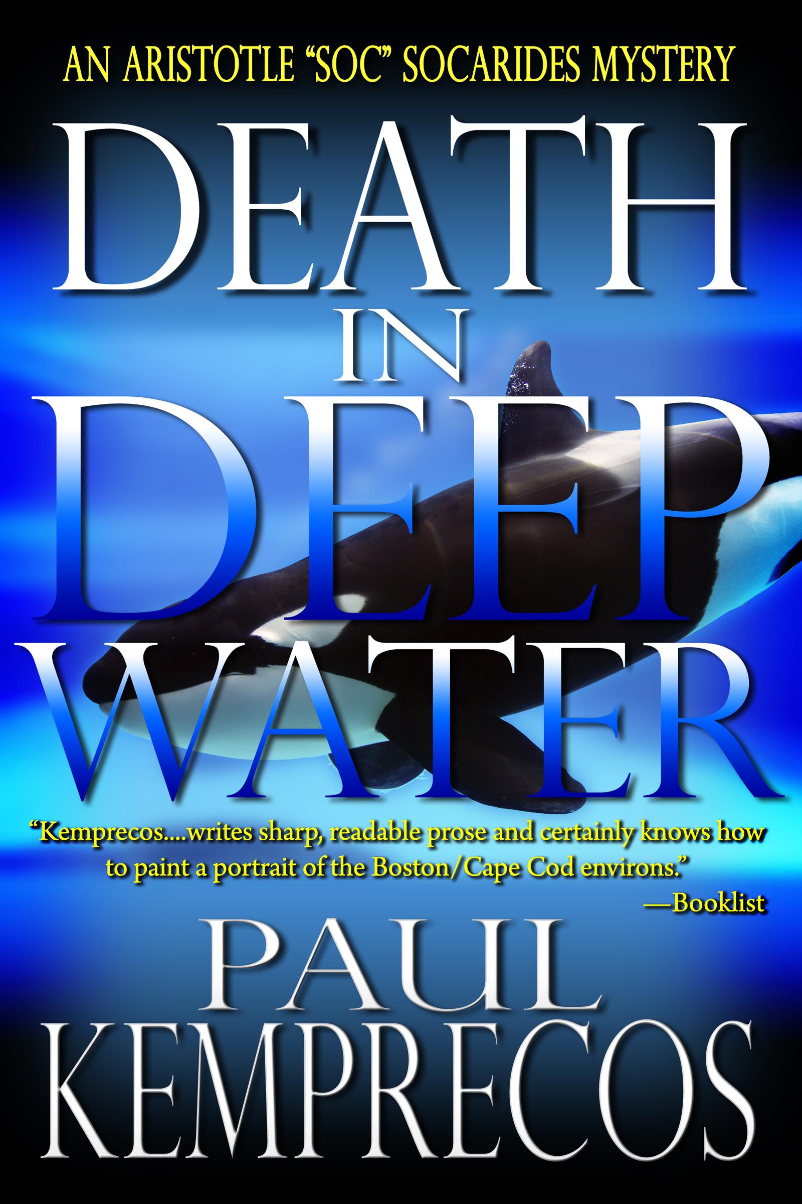 Paul Kemprecos - Death in Deep Water