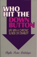 Cover for 'Who Hit the Down Button'