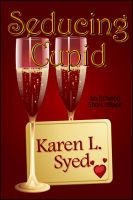 Cover for 'Seducing Cupid'