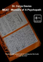 Cover for 'Meat - Memoirs of A Psychopath'