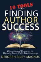 Cover for '10 Tools for Finding Author Success'