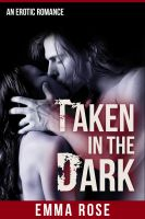 Cover for 'Taken in the Dark'
