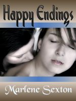 Cover for 'Happy Endings'