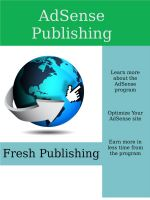 Cover for 'AdSense Publishing'
