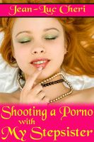 Cover for 'Shooting a Porno with My Stepsister'