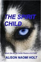 Cover for 'The Spirit Child'