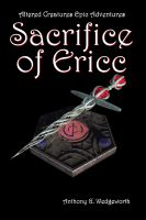 Cover for 'Sacrifice of Ericc'