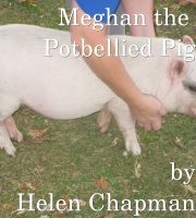 Cover for 'Meghan the Potbellied Pig'