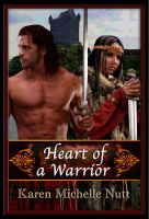 Cover for 'heart of a warrior'