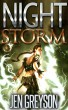Night Storm, Alterations #3 (New Adult Fantasy / NA Time Travel) by Jen Greyson
