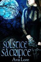 Cover for 'Solstice Sacrifice (Reluctant Virgin Beast Erotica)'