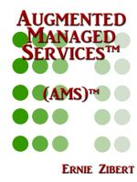 Cover for 'AMS - The next stage in the evolution of IT Outsourcing'