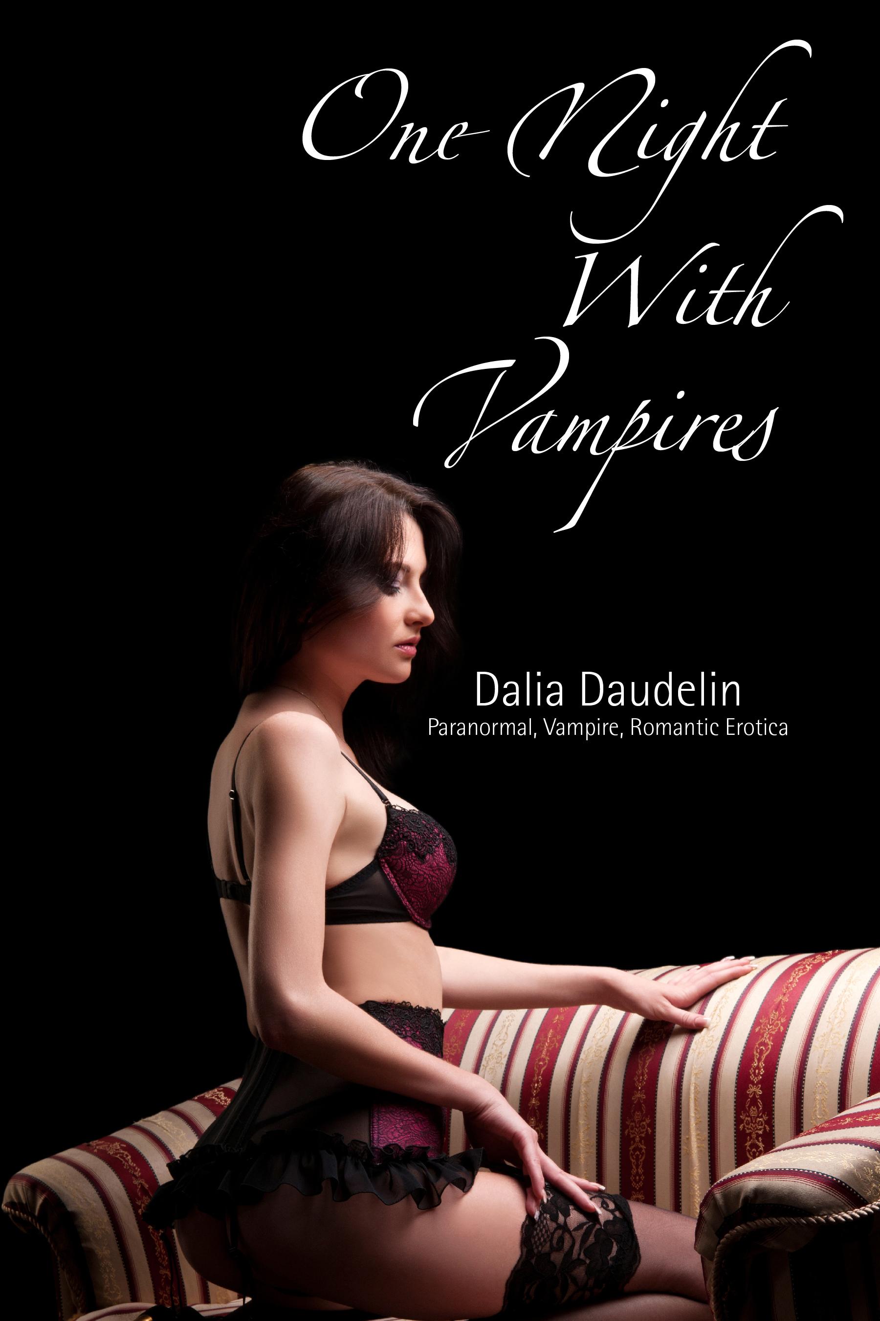 Adult Vampire Romance Series 8