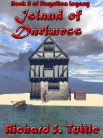 Island of Darkness  cover