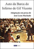 Cover for 'Auto da Barca do Inferno de Gil Vicente'