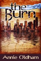 Cover for 'The Burn'